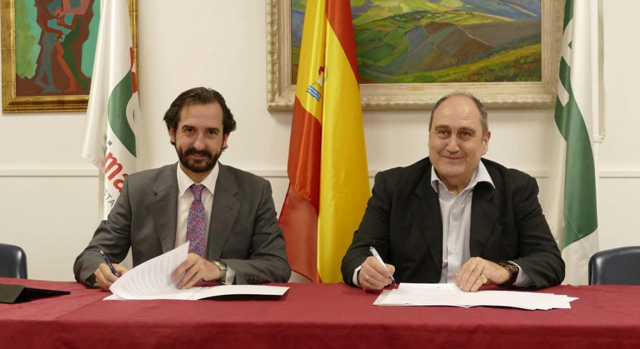 Acuerdo CEF y Grupo BLC
