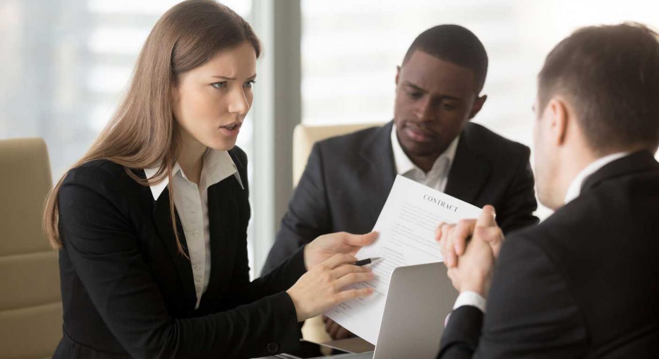 9 razones por las que no debes engañar a tus trabajadores con su contrato laboral