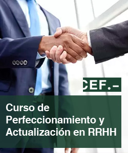 Perfeccionamiento y Actualización en Recursos Humanos (RR.HH.)