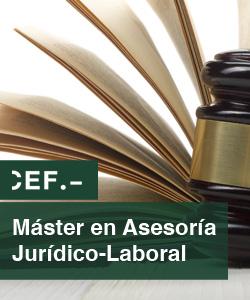 master asesoria juridico laboral