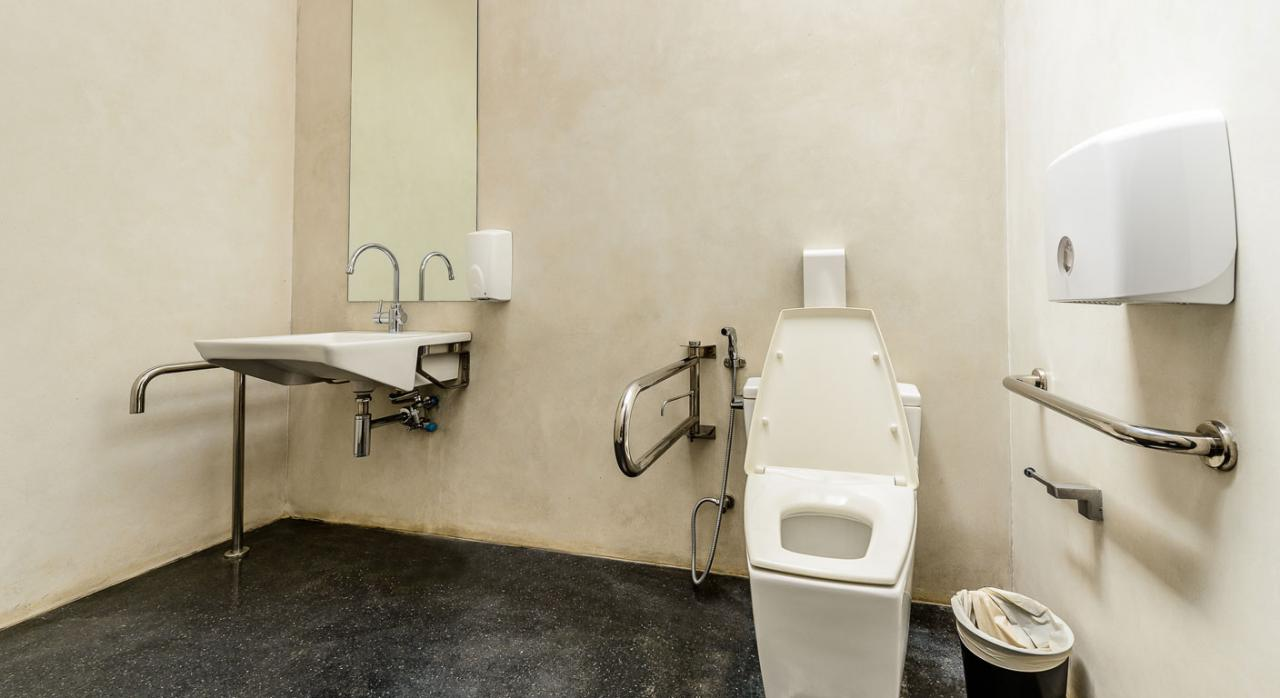 Cámaras en el cuarto de baño