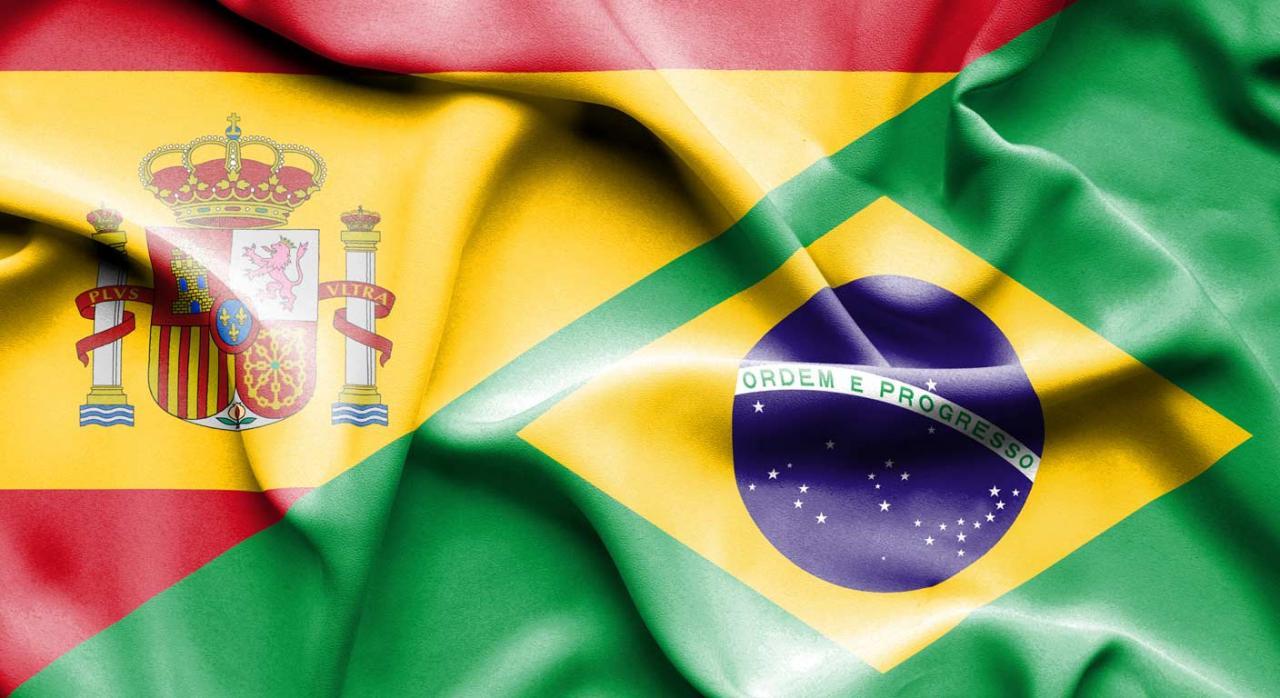 Convenio entre España y Brasil