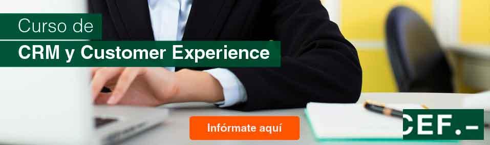 Curso de CRM y Customer Experience