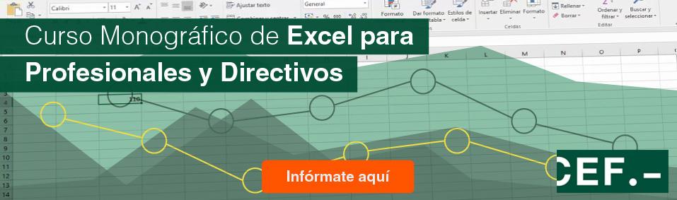 7 aplicaciones de Excel que pueden ayudar a decidir a los directivos