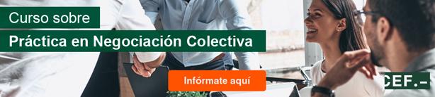Curso práctico de negociación colectiva