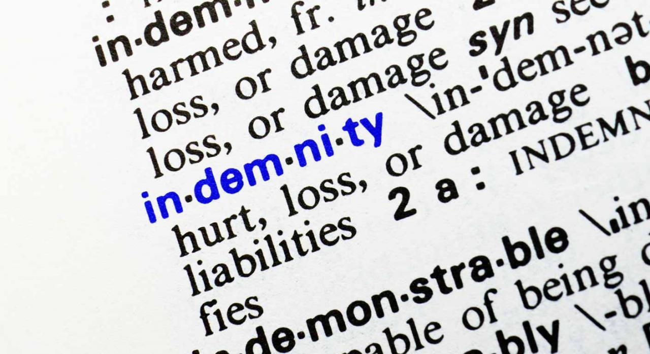 En el despido nulo los daños deben acreditarse. Imagen de página de diccionario