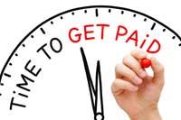 """Un autónomo o una pequeña empresa esperan 140 días para cobrar una factura de las catalogadas como """"grandes empresas"""""""