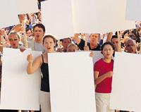 Empresas y trabajadores ante la huelga