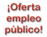 Aprobadas las ofertas de empleo público ordinaria y extraordinaria para 2014