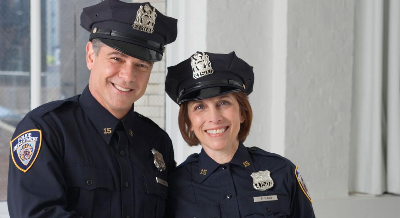 Estatura policías