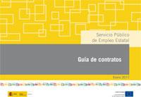 Guía de contratos del SEPE