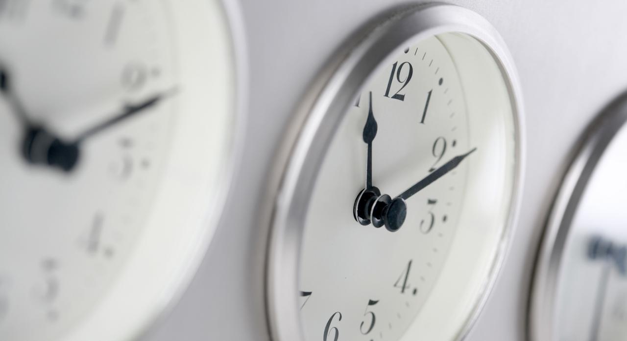 La vicepresidenta propone un gran pacto político y social para la racionalización de horarios