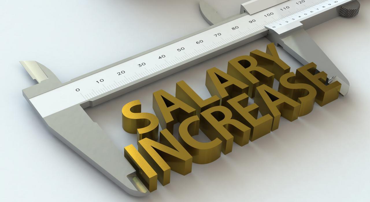 Incremento de salario