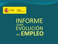 Informe sobre la evolución del empleo