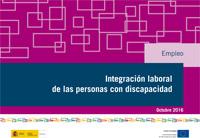 Folleto informativo sobre integración laboral de las personas con discapacidad