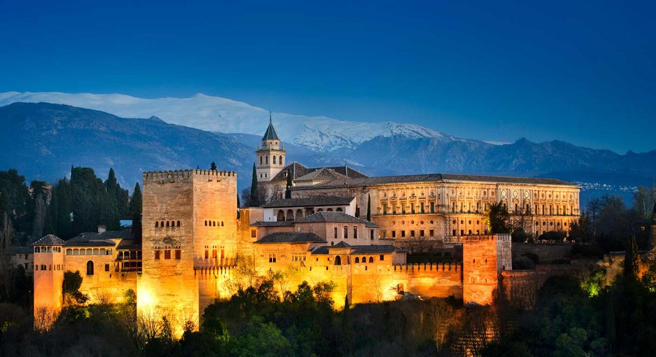 Jurisprudencia. Imagen de la Alhambra