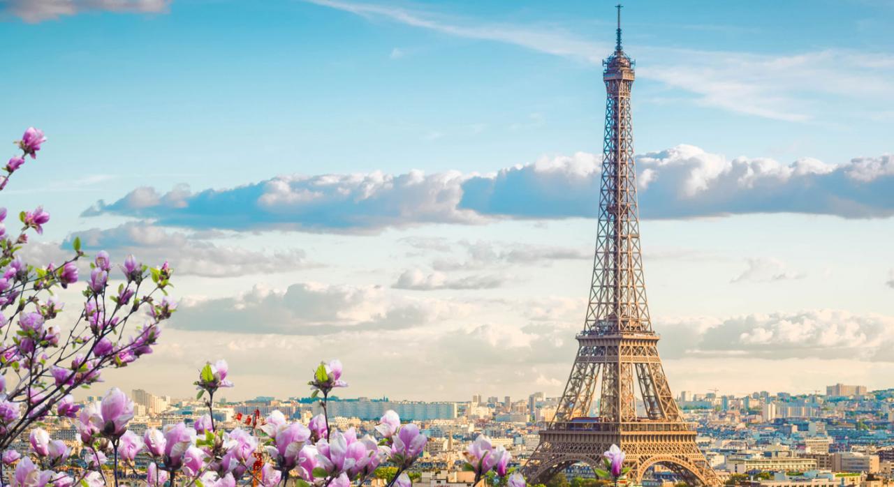 Jurisprudencia. Imagen de la Torre Eiffel