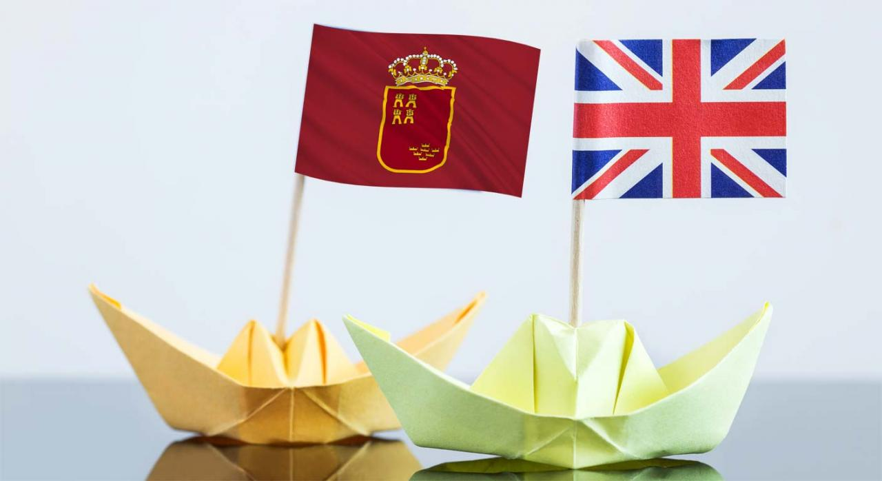 Murcia fija las bases para el brexit