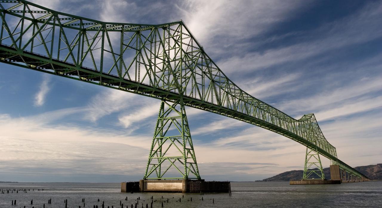 Normativa de las comunidades autónomas. Puente de Astoria-Megler