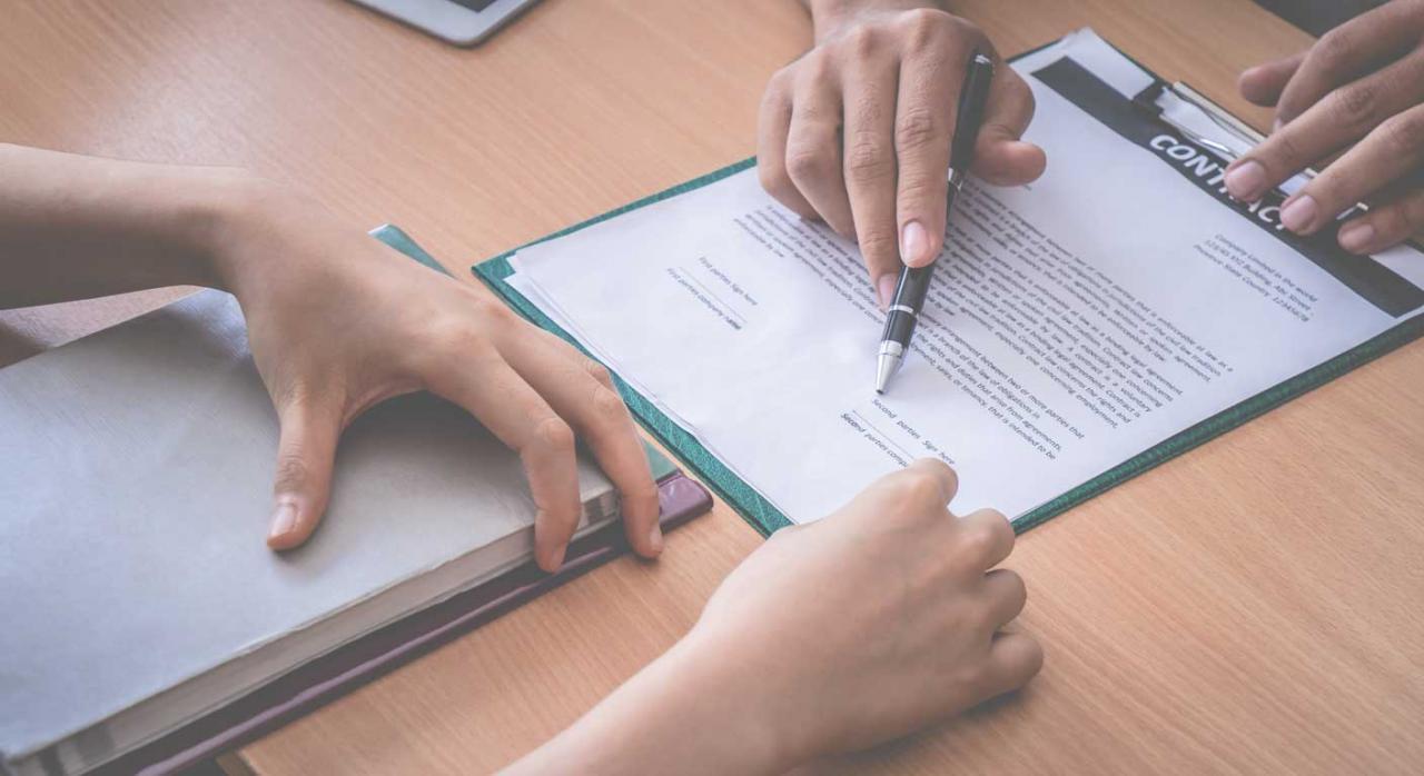 La difícil tarea de saber qué tipo de contrato elegir al contratar a un trabajador
