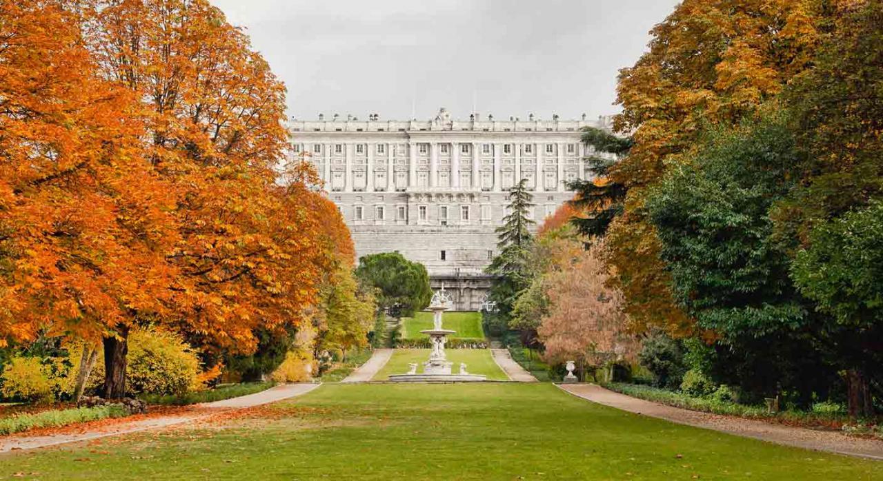 Palacio Real de Madrid. Selección de Jurisprudencia del 1 al 15 de octubre de 2020