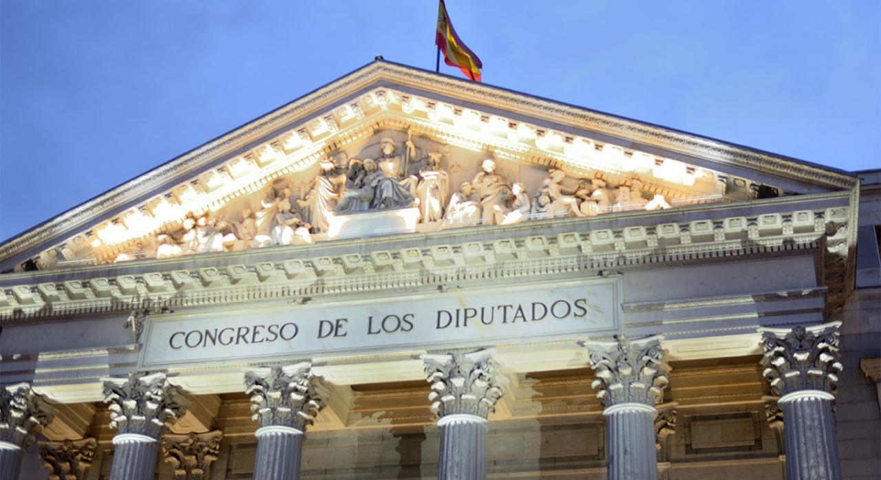 El Pleno convalida  los reales decretos-leyes de transición del sector minero, creación artística y revalorización de las pensiones