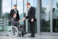Cuota de reserva de puestos para personas con discapacidad. Criterio de la ITSS
