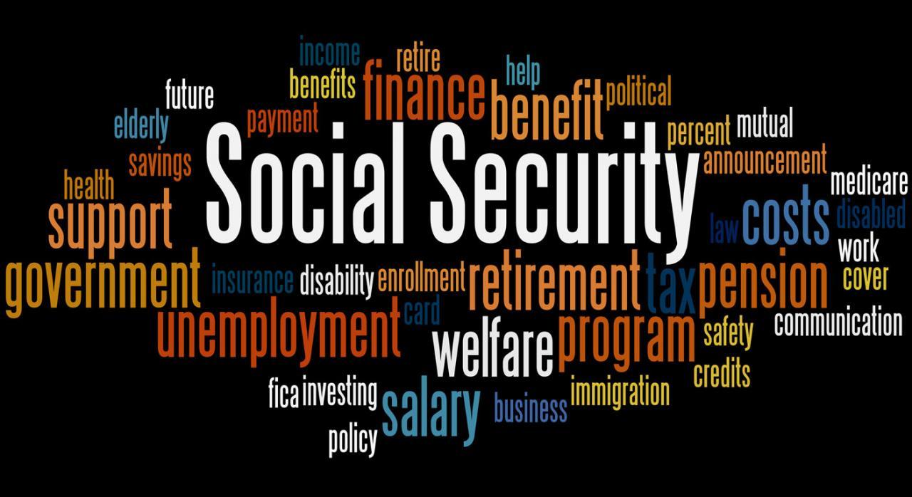 Nube de palabras relacionada con las reduccciones y bonifcaciones a la Seguridad Social