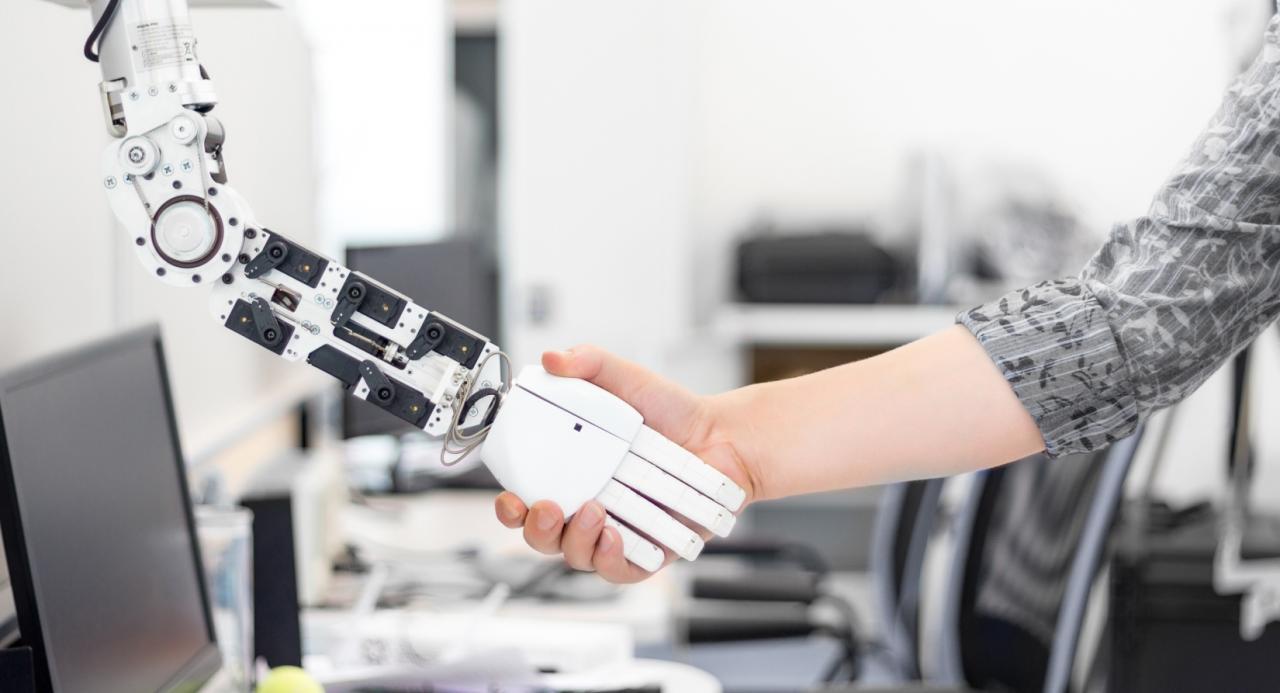 ¿Tiene cabida un robot dentro del Departamento de Recursos Humanos?