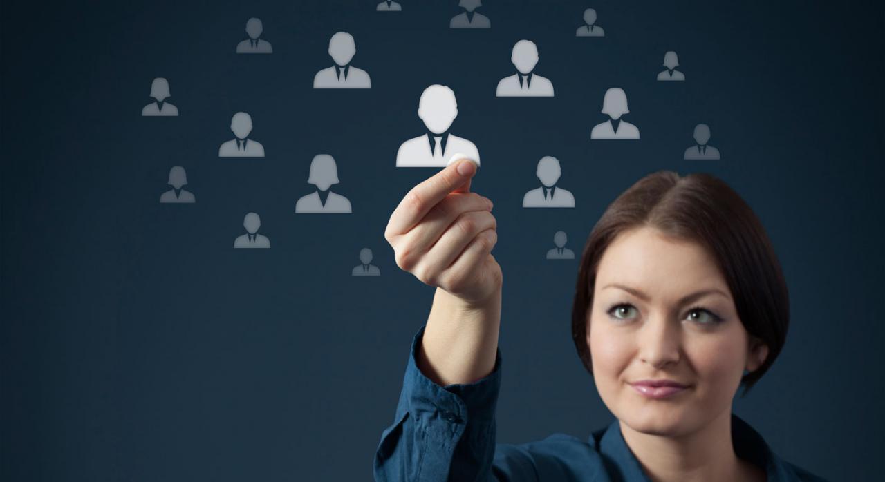 Seleccionar candidatos a través de las redes sociales