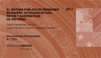 El sistema público de pensiones en España. Informe del Banco de España