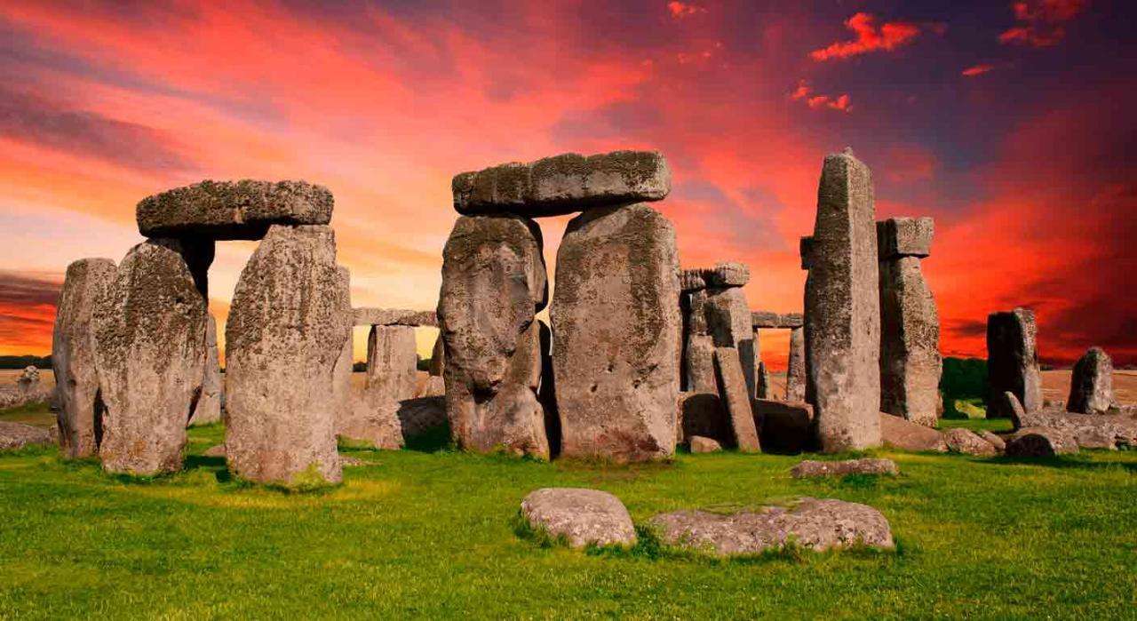 Selección de jurisprudencia. Monumento megalítico Stonehenge
